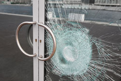Commercial Glass Window Repair
